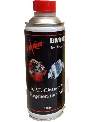 DPF CLEANER & REGENERATION AID