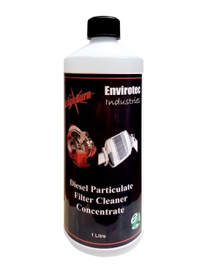 DIESEL PARTICULATE FILTER CLEANER CONCENTRATE