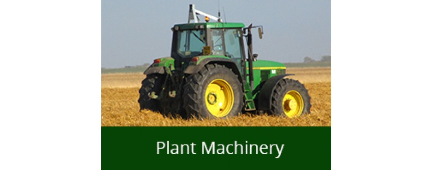 Plant Machinery